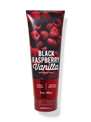 Black Raspberry Vanilla Ultra Shea Body Cream