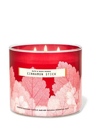 Cinnamon Stick 3-Wick Candle