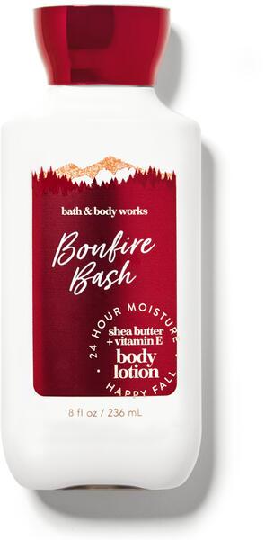 Bonfire Bash Super Smooth Body Lotion