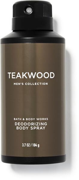 Teakwood Deodorizing Body Spray