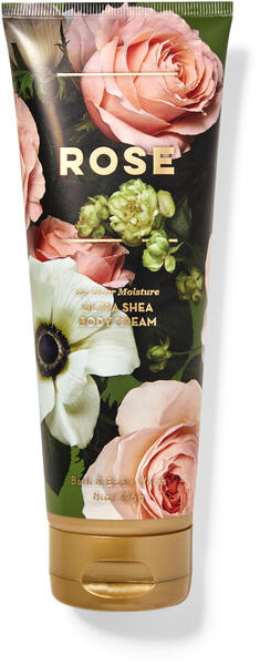 Rose Ultra Shea Body Cream