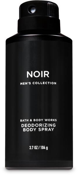 Noir Deodorizing Body Spray