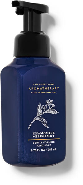 Chamomile Bergamot Gentle Foaming Hand Soap