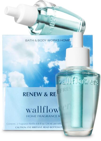 Renew & Refresh Wallflowers Refills, 2-Pack