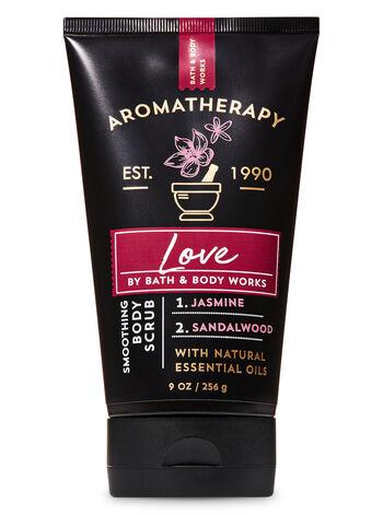Aromatherapy Jasmine Sandalwood Smoothing Body Scrub - Bath And Body Works