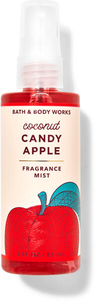 Coconut Candy Apple Travel Size Fine Fragrance Mist
