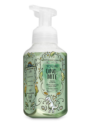 Cocoa & Cream Gentle Foaming Hand Soap - Bath And Body Works