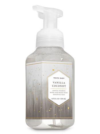 White Barn Vanilla Coconut Gentle Foaming Hand Soap - Bath And Body Works