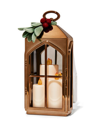 Holiday Lantern Nightlight Wallflowers Fragrance Plug