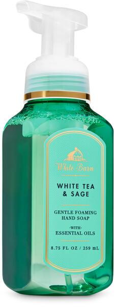 White Tea & Sage Gentle Foaming Hand Soap