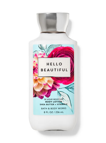 Hello Beautiful Super Smooth Body Lotion