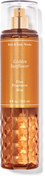 Golden Sunflower Fine Fragrance Mist