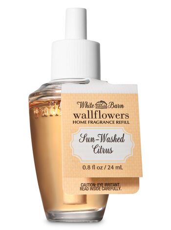 Sun-Washed Citrus Wallflowers Fragrance Refill - Bath And Body Works