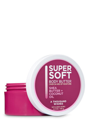 A Thousand Wishes Super Soft Body Butter - Bath And Body Works