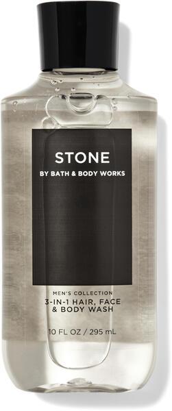 Stone 3-in-1 Hair, Face & Body Wash