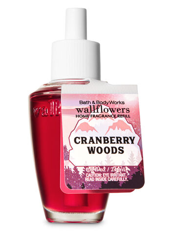 Cranberry Woods Wallflowers Fragrance Refill
