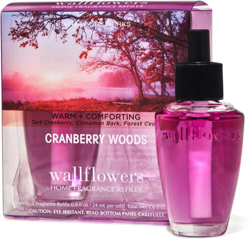 Cranberry Woods Wallflowers Refills 2-Pack