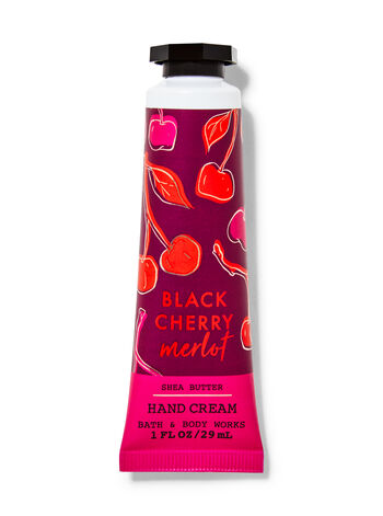 Black Cherry Merlot Hand Cream
