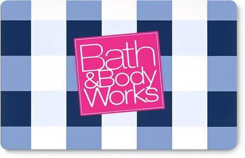 Gift Cards Bath Body Works