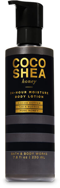 CocoShea Honey 24-Hour Moisture Body Lotion