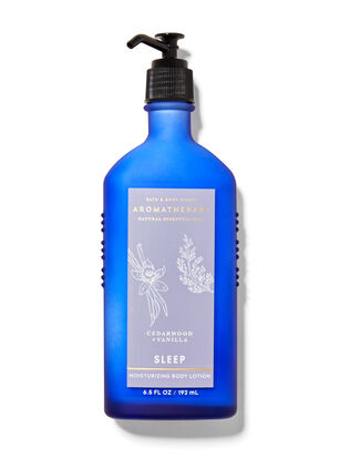 Cedarwood Vanilla Body Lotion