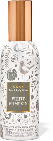 White Pumpkin Concentrated Room Spray