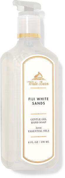 Fiji White Sands Gentle Gel Hand Soap