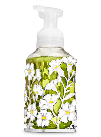 Wild Flower Sleeve Gentle Foaming Soap Holder - Bath And Body Works