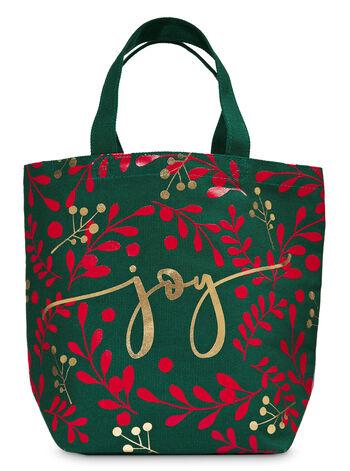 Joy Canvas Gift Bag - Bath And Body Works