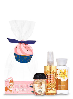 Warm Vanilla Sugar Mini Gift Set