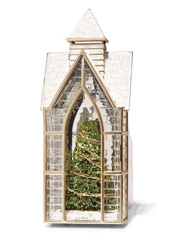 Holiday House Nightlight Wallflowers Fragrance Plug