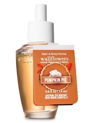 Pumpkin Pie Wallflowers Fragrance Refill - Bath And Body Works