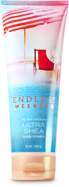 Endless Weekend Ultra Shea Body Cream