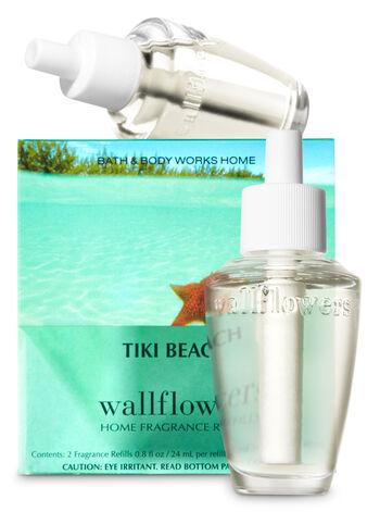 Tiki Beach Wallflowers Refills, 2-Pack - Bath And Body Works