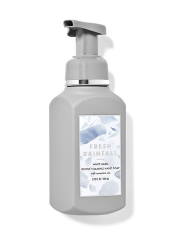 Fresh Rainfall Gentle Foaming Hand Soap