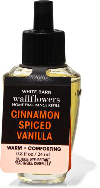 Cinnamon Spiced Vanilla Wallflowers Fragrance Refill