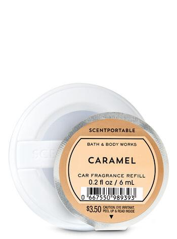 Caramel Car Fragrance Refill - Bath And Body Works