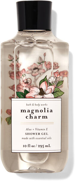Magnolia Charm Shower Gel