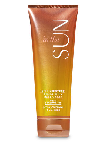 Signature Collection In The Sun Body Cream - Bath And Body Works