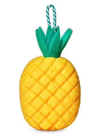 Pineapple Bath Sponge - Bath And Body Works