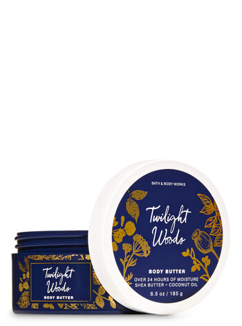 Twilight Woods Body Butter - Bath And Body Works