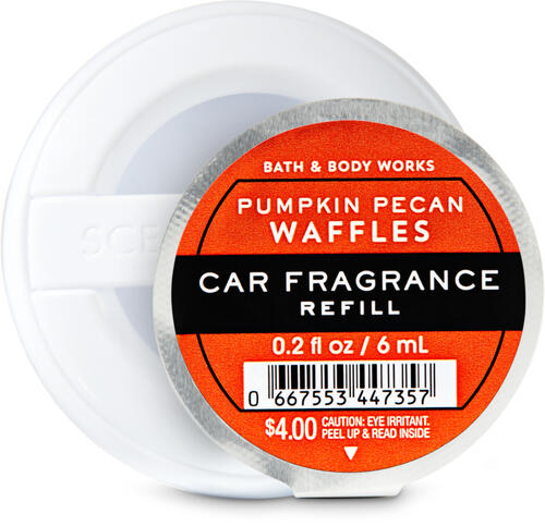 Pumpkin Pecan Waffles Car Fragrance Refill