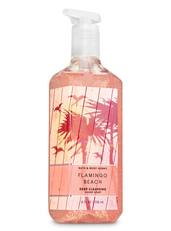 Flamingo Beach Deep Cleansing Hand Soap - Bath And Body Works