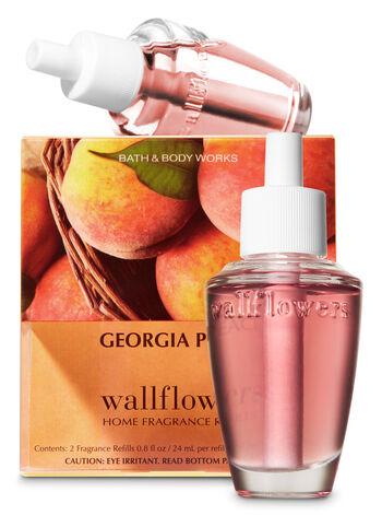Georgia Peach Wallflowers Refills 2-Pack - Bath And Body Works