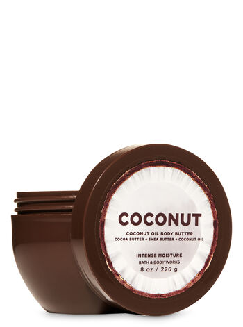 Coconut Body Butter - Bath And Body Works