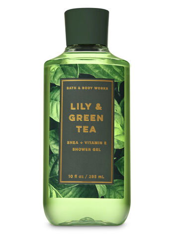 Lily & Green Tea Shower Gel - Bath And Body Works