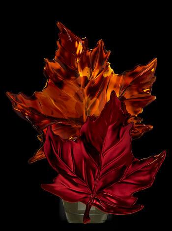 Maple Leaves Nightlight Wallflowers Fragrance Plug