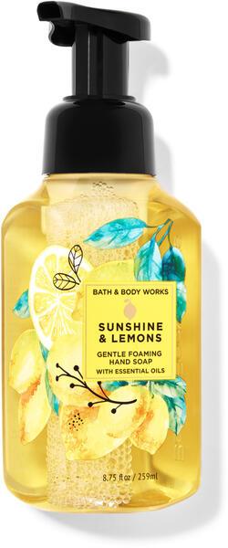 Sunshine & Lemons Gentle Foaming Hand Soap
