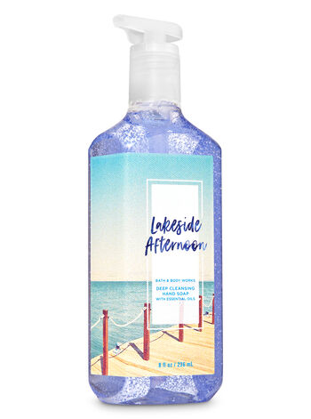 Lakeside Afternoon Deep Cleansing Hand Soap - Bath And Body Works