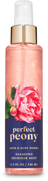 Perfect Peony Diamond Shimmer Mist